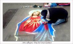Arte urbano - arte callejero - street art  Aquí se hace muestra de ejemplo a el término arte urbano o arte callejero, traducción de la expresión street art, hace referencia a todo el arte de la calle, frecuentemente ilegal. ... EL arte urbano en este caso es a base de sencillas tizas de colores ciudad autónoma de Buenos Aires, Argentina