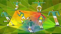 United to Bayern Munich; from LA Galaxy to AS Roma — every professional team in the world plays a version of the classic keep-away game known as Players relish this self-governed warm up drill, and so do their coaches. Soccer Art, Football Art, World Play, Professional Soccer, Major League Soccer, As Roma, Vector Art, Coaching, Basketball Court