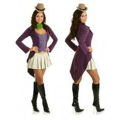 Storybook Willy Wonka Costume (1 of 2)