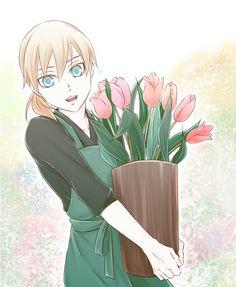 Inojin #tulips