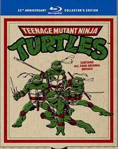 Teenage Mutant Ninja Turtles 25th Anniversary Collection ($30)