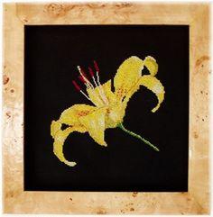 TGD-015 Yellow Lily