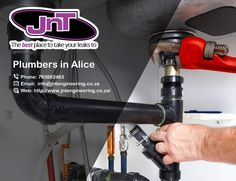 We are registered plumbers in Alice that work to the best of our potential and believe in offering superior #plumbing #services. http://bit.ly/2iH0Vqs