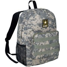 e041afc90509 Snap to your day with the Wildkin Crackerjack Backpack. Featured in an  assortment of colors