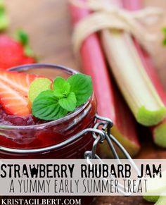 Strawberry Rhubarb J