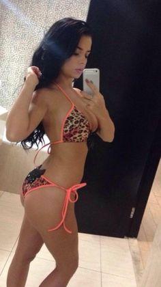 Demi Rose Mawby in bikini
