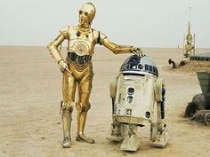 Woher bekam R2-D2 seinen Namen?