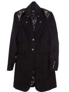 YAYA Long Blazer Coat