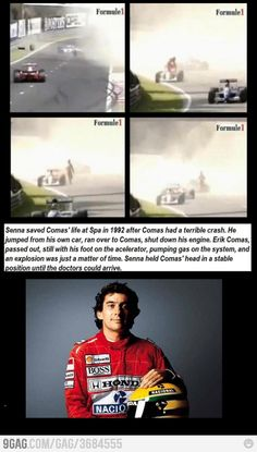 Ayrton Senna - True Hero