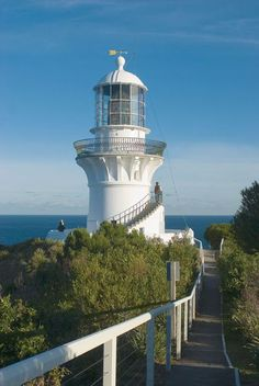 Seal Rocks lighthouse Australia