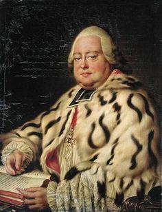 Francois-Camille de Lorraine (1726-88), late 18th century by Francois-Hubert Drouais