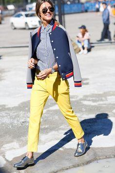 Martha Graeff at New York Fashion Week, Day 5