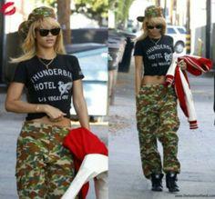 Rihanna styles i want those pants <3<3