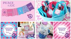 Shop for printable on Etsy, the place to express your creativity through the buying and selling of handmade and vintage goods. Party Package, Printable Party, Party Themes, Party Ideas, Creative Words, Peace And Love, Packaging, Children, Handmade