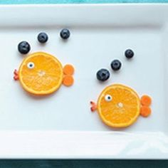 The snack is a topic that is talking about nutrition. Is it really necessary to have a snack? A snack is not a bad choice, but you have to know how to choose it properly. The snack must provide both… Continue Reading → Cute Snacks, Cute Food, Fish Snacks, Fruit Snacks, Fruit Salads, Funny Food, Toddler Meals, Kids Meals, Toddler Food