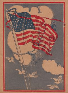 American flag   @TheDailyBasics ♥♥♥