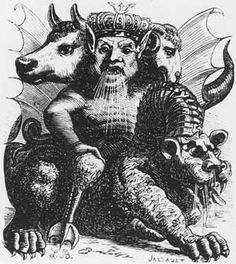 Asmodeus (/ˌæzməˈdiːəs/; Greek: Ασμοδαίος, Asmodaios) or Ashmedai (/ˈæʃmɨˌdaɪ/; Hebrew: אַשְמְדּאָי, ʾAšmədʾāy; see below for other variations) is a king of demons mostly known from the deutero-canonical Book of Tobit, in which he is the primary antagonist. The demon is also mentioned in some Talmudic legends, for instance, in the story of the construction of the Temple of Solomon. He was supposed by some Renaissance Christians to be the King of the Nine Hells.