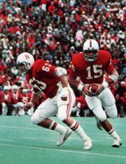 Nebraska Football 1993 Statistics - image 6