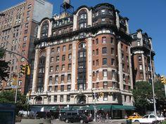 Belleclaire Hotel (1901–03) Architect: Emery Roth 2171–79 Broadway Upper West Side, New York  © Matthew X. Kiernan IMG_8027