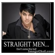 adam lambert. A picture of perfection!