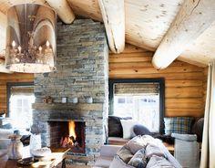 o mix de pedras e madeira é uma das combinações perfeitas para decoração