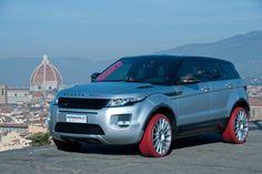 Marangoni Range Rover Evoque HFI-R 18