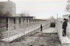 Tunneleinfahrt auf der Halbinsel Stralau, ca 1900.