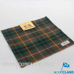 Buchanan Hunting Modern Tartan Handkerchief