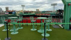 The Red Sox go green with SYNLawn- premium seats on premium turf