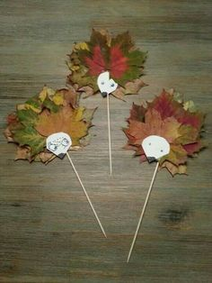 Autumn leaves - creative decoration and handicraft ideas - house decoration more - Fall Crafts For Kids Fall Crafts For Kids, Diy For Kids, Kids Crafts, Diy And Crafts, Arts And Crafts, Paper Crafts, Autumn Crafts, Autumn Art, Autumn Leaves