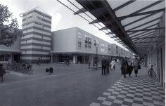 Historisch Centrum Leeuwarden - Beeldbank Leeuwarden winkelcentrum lieuwenburg camminghaburen