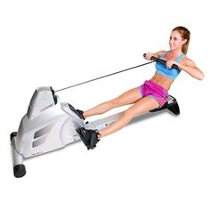 Rowing For Your Health