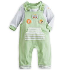 Disney Dumbo Dungaree Set for Baby  a25b7a0192f5