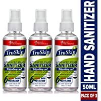 1 Truskin Gel Advanced Hand Sanitizer Rinse Free Antibacterial