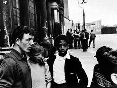 Roger Mayne. Black and White Boys 1959