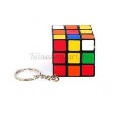 Rubikin kuutio avaimenperä