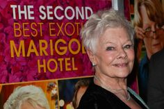 "Dame Judi Dench once gave her goldfish the ""kiss of life"". The 'Skyfall' star has recalled how she once saved her pet fish when it was little and it ending up living on until it was around six inches, before passing away..."