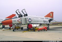 McDonnell QF-4N Phantom II aircraft picture
