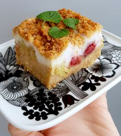 Scandinavian Food, Tiramisu, Cheesecake, Vegan, Ethnic Recipes, Sweet, Desserts, Candy, Tailgate Desserts