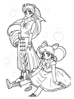Go for a walk. There are many free Go for a walk. coloring page in SAILOR MOON coloring pages. This Go for a walk. Sailor Moon Coloring Pages, Cute Coloring Pages, Coloring Pages For Girls, Coloring Sheets, Coloring Books, Sailor Moon Stars, Printable Adult Coloring Pages, Art Diary, Sailor Venus