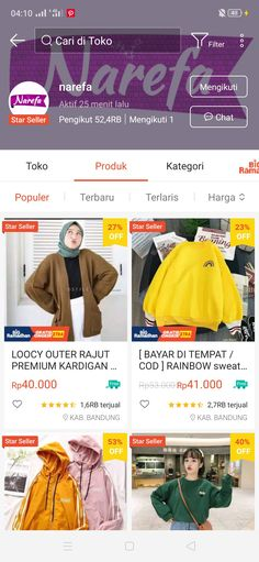 Best Online Clothing Stores, Online Shopping Clothes, Shopping Stores, Shopping Websites, Trendy Outfits, Girl Outfits, Fashion Outfits, Online Shop Baju, Casual Hijab Outfit
