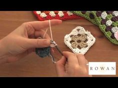 Crochet Tutorials - Granny Squares