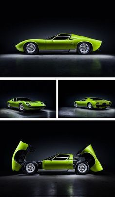 1968 Lamborghini Miura S | It was all figured out 30 years ago...