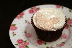 Objetivo: Cupcake Perfecto. Icing de marshmallow