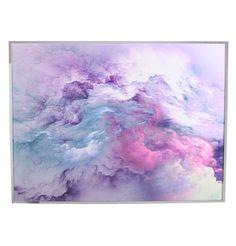 Roaring Sky Framed Print 160 x 120 - Matt Blatt