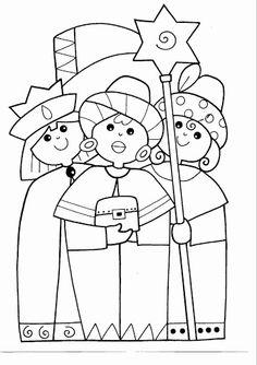 Reyes Magos/Three Wise Kings