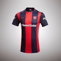 Camisas do San Lorenzo 2016 Nike kit