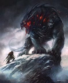 Dragon Lair by danesh