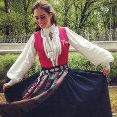 Gratulerer med dagen!  #17mai #oslove #bunad #nordmørsbunad #happy #life #norway #letsgo