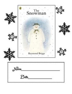 Finish the Snowman Story – Writing Prompt